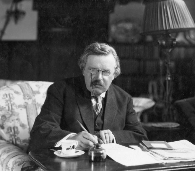 G. K. Chesterton Quotes from The Illustrated London News, 1908-1936